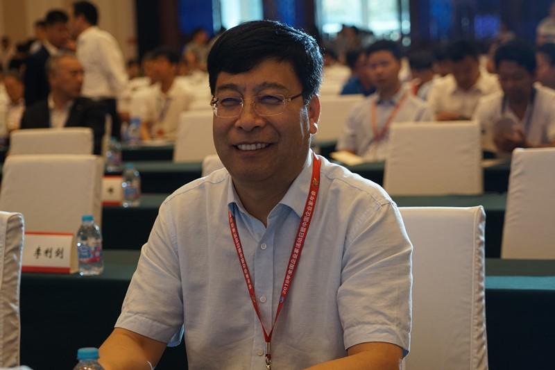 万基控股集团有限公司党委书记、董事长李跃民荣获2017-2018年度全国优秀企业家